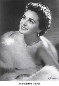 La bellissima soprano