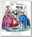La moda dell'ottocento - Moda Donna - Il corriere delle Dame