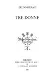 """""""Tre donne"""", edizione 1891"""