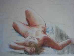 Tina Perini - Nudo di donna