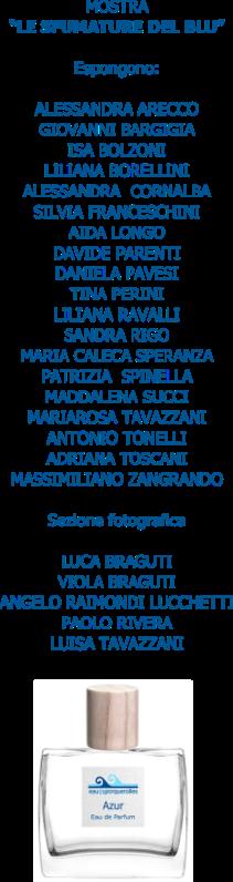 Evento organizzato da Famiglia Artistica Milanese e Eau De Porquerolles