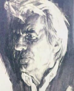 Mario Uggeri, autoritratto